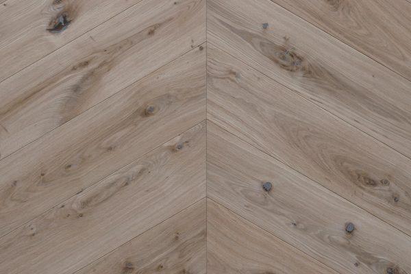 Ąžuolinė parketlentė. Eglutė, Rustic 12 x 140 x 550 mm