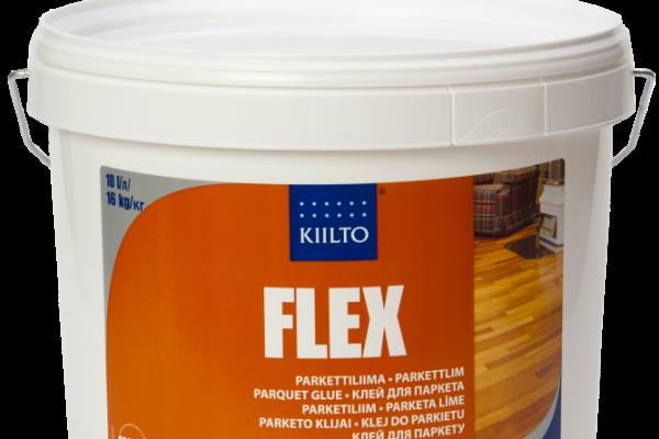 Kiilto Flex parketo klijai, 16 kg / 10 l