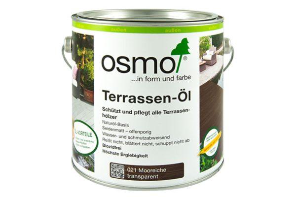 OSMO terasų alyva