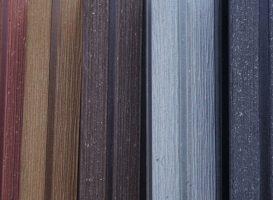 WPC GAMRAT terasinių lentų spalvos