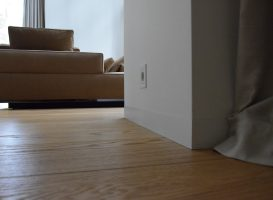 Aliumininė grindjuostė