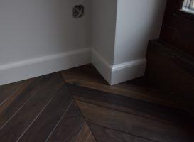 MDF grindjuostės