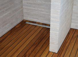 Akmenmedžio grindys