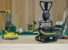 Grindų ir terasų šlifavimo, plovimo įranga