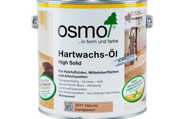 Osmo HARDWAX aliejus Natural EFFECT 3041